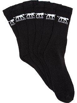 Juego de 3 pares de calcetines 'Airness'