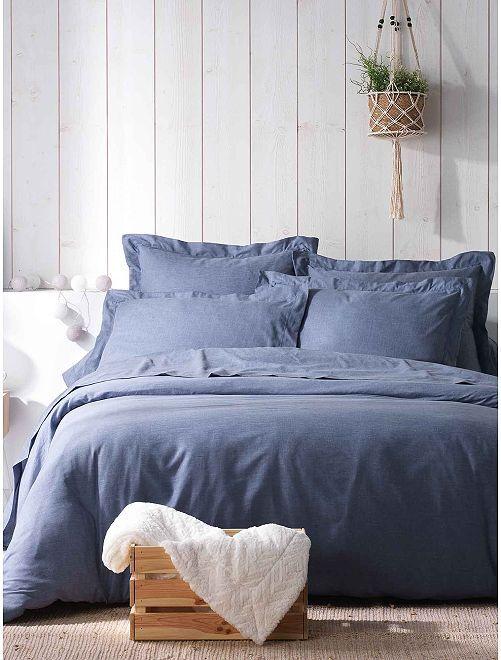 Juego de cama                             azul Hogar