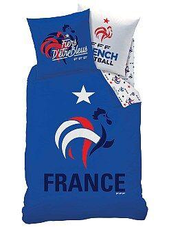 Juego de cama de la 'selección francesa de fútbol' - Kiabi