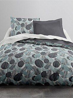 Ropa de cama adulto - Juego de cama doble + fundas de almohada - Kiabi