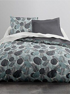 Juego de cama doble + fundas de almohada - Kiabi