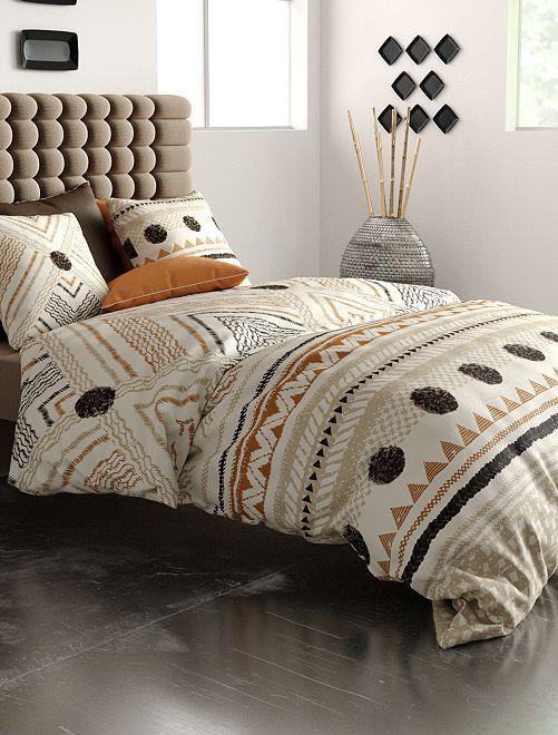 Juego de cama doble                             multicolor