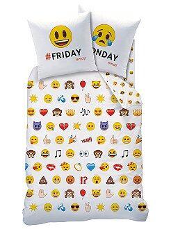Juego de cama 'Emoji'