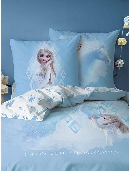 Juego de cama individual 'Frozen'                             azul