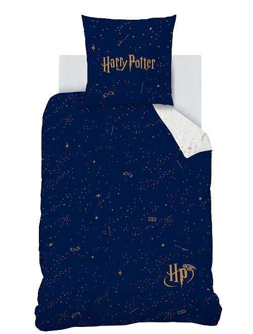 Juego de cama individual 'Harry Potter'                             AZUL