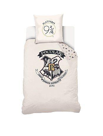 Juego de cama individual 'Harry Potter' - Kiabi
