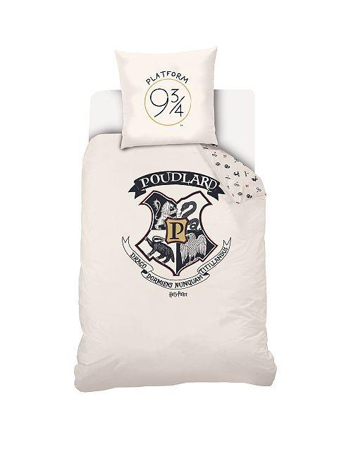 Juego de cama individual 'Harry Potter'                             crudo Hogar