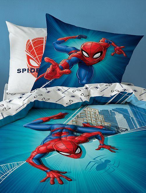 Juego de cama individual 'Spider-Man'                             azul