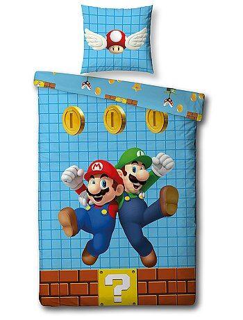 Juego de cama individual 'Super Mario' - Kiabi