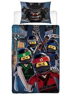 Hogar - Juego de cama 'Lego' 'Ninjago' - Kiabi