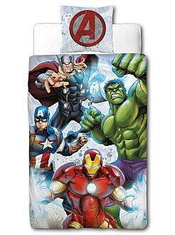 Hogar - Juego de cama 'Los Vengadores' de 'Marvel' - Kiabi
