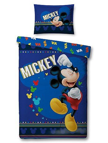 Juego de cama 'Mickey Mouse' de 'Disney' - Kiabi