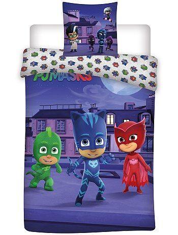 Juego de cama 'PJ Masks' - Kiabi