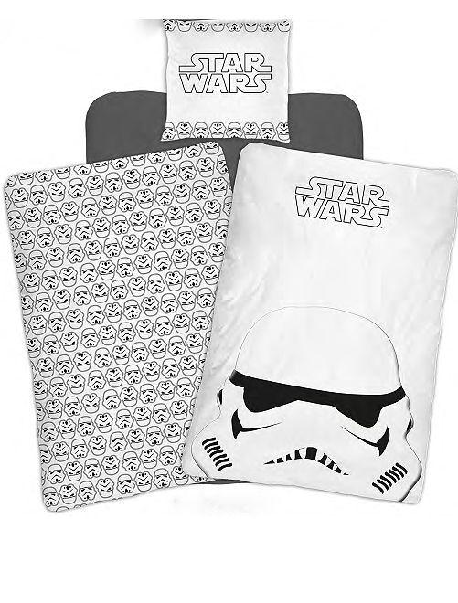 Juego de cama 'Star Wars'                             blanco