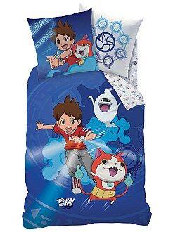 Ropa de cama infantil - Juego de cama 'Yo-Kai Watch'