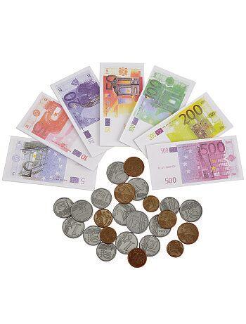 Juego de monedas y billetes - Kiabi