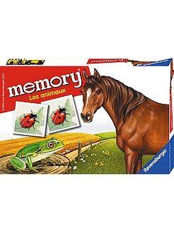 Niño 4-12 años Juego 'memory' animales 'Ravensburger'