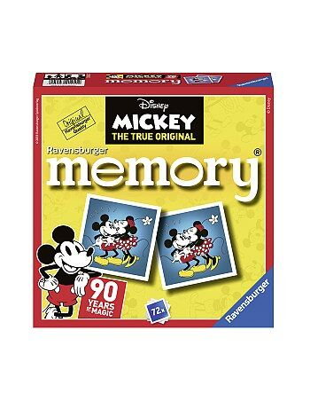 Juego memory 'Mickey' de 'Disney' - Kiabi