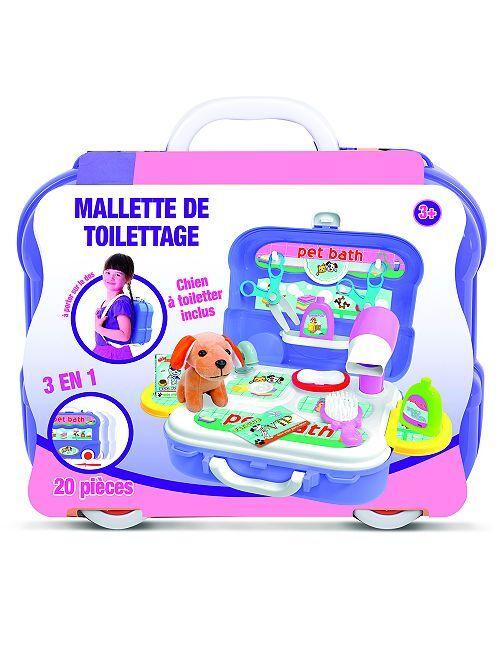 Juguete maletín de aseo                             multicolor
