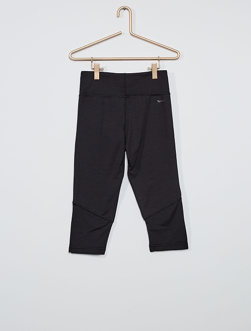 Legging corto 'Adidas'                             NEGRO