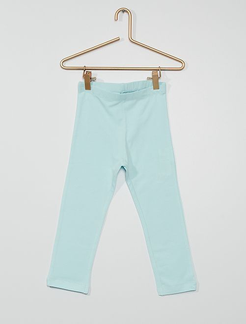 Legging corto                                                                                                                 azul claro