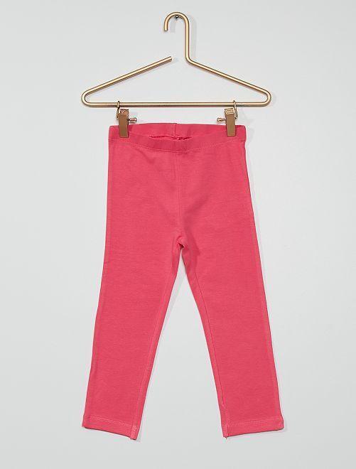 Legging corto                                                                                                                 rosa intenso