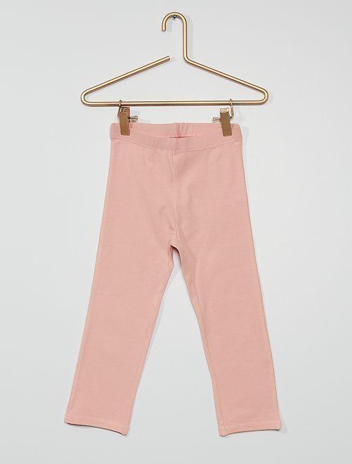Legging corto                                                                                                                 rosa