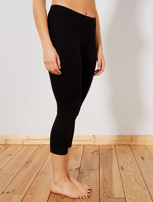 Legging de deporte                                                                 NEGRO Mujer talla 34 a 48