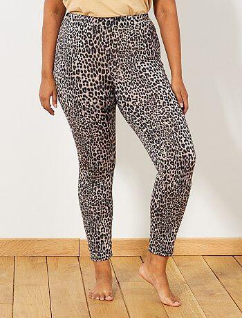 Legging de leopardo - Kiabi bf6dc65748da