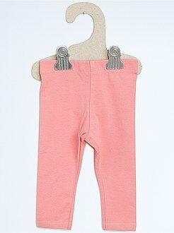 Pantalones, vaqueros, calzoncillos - Legging de punto elástico