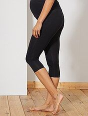 Legging de punto extensible