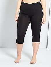 Leggings Tallas Grandes Mujer Talla 58 60 Kiabi