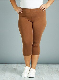 Tallas grandes mujer Legging de viscosa