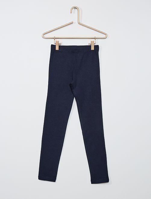 Legging eco-concepción                                                                                                                                                     azul