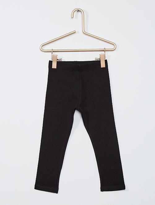 Legging eco-concepción                                                                                                                 negro