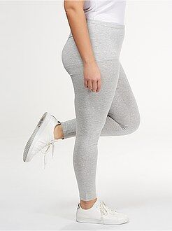 Legging largo de algodón