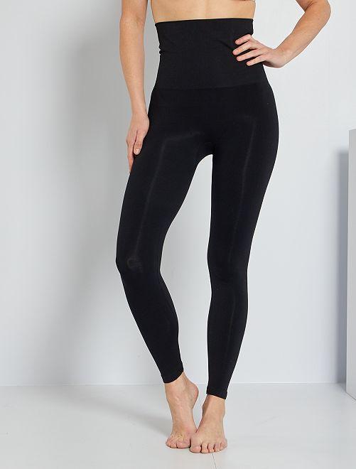 Legging posparto                             negro