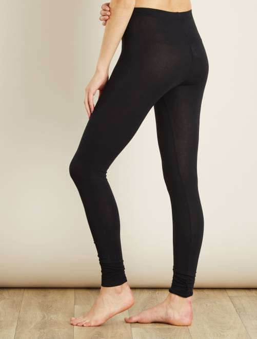 Legging stretch                             negro Mujer talla 34 a 48