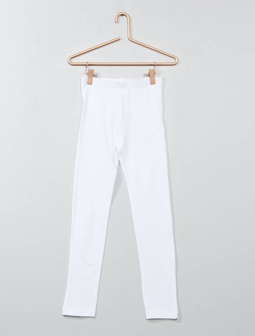 Legging stretch 'NKY'                                                                                                                                                                 blanco