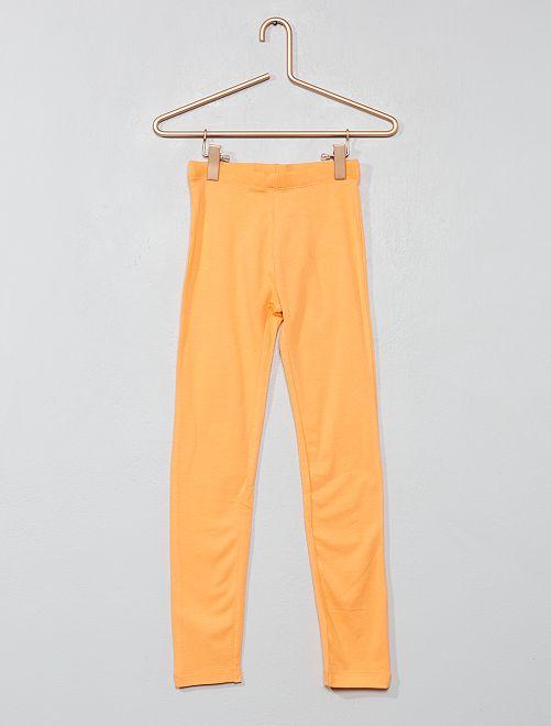 Legging stretch 'NKY'                                                                                                                                                                                         naranja pálido Chica