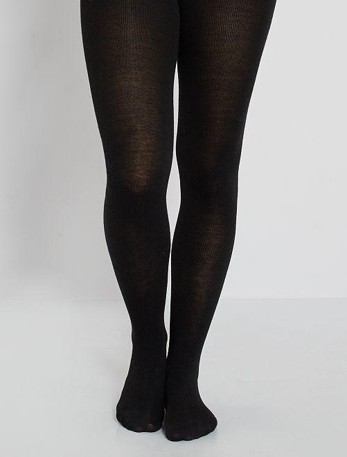 Leotardos                             negro