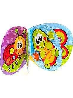 Niño 0-36 meses Libro para el baño