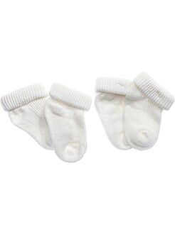 Lote de 2 pares de calcetines