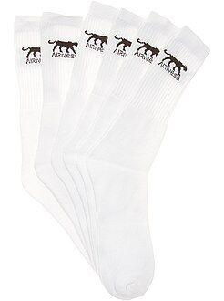 Hombre - Lote de 3 pares de calcetines 'Airness' - Kiabi