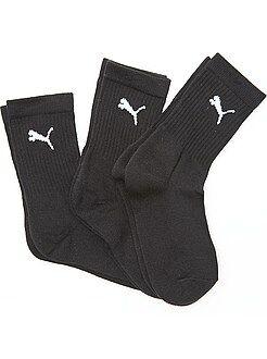 Calcetines - Lote de 3 pares de calcetines de deporte 'Puma'
