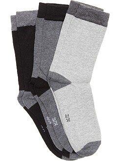 Calcetines - Lote de 3 pares de calcetines