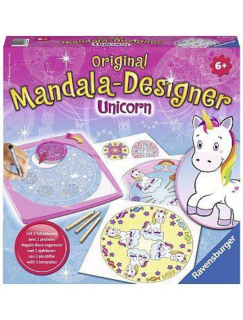 Mandala de 'unicornios' - Kiabi
