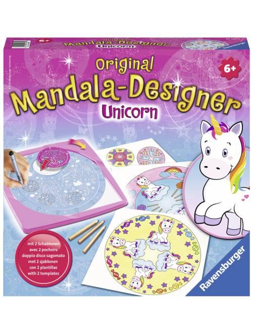 Mandala de 'unicornios'                             multicolor