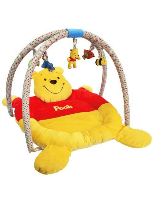 Manta de actividades plegable 'Winnie The Pooh'                             amarillo