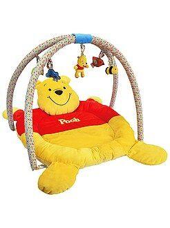 Peluches - Manta de actividades plegable 'Winnie The Pooh' - Kiabi